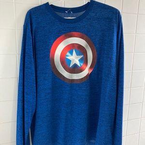 Marvel Captain Marvel size XL